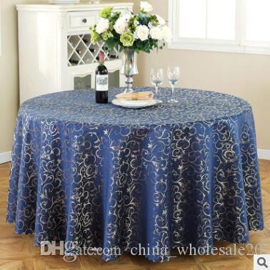 Factory Direct Polyester Round Tablecloth Rectangular Dining Table Cloth  Hotel Wedding Machine Washable Square Fabric Cloth Table Table Cloths Table  Linens ...