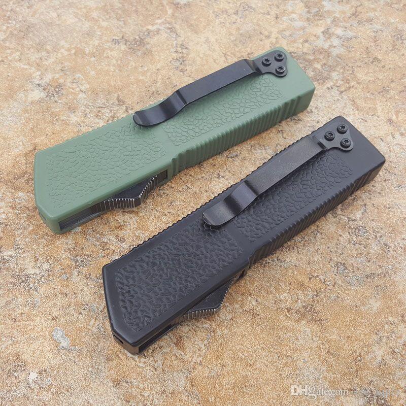 Новые мили технологии Lightning нож 6 Опции кемпинга охоты нож выживания ножи копии ZT Бен 1шт