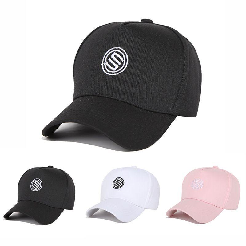 Korean Hot Sale Letter Embroidery Solid Caps Fashion Outdoor Bridesmaid Baseball  Hat For Men Women Trucker Snapback Vogue Style Hip Hop Kangol Baseball Caps  ... 241be8957db8