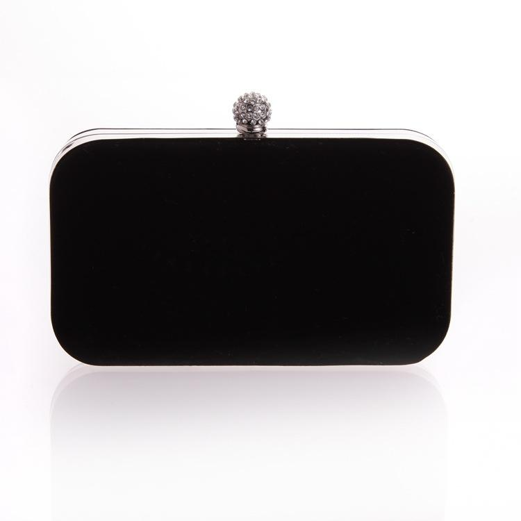 0dda2bf07e1cf1 New Women Clutch Bag Ladies Red Black Color Evening Bags Party Bag Wedding  Cluthes Very Beautiful Handbags XST B0059 Handbag Wholesale Womens Bags  From ...