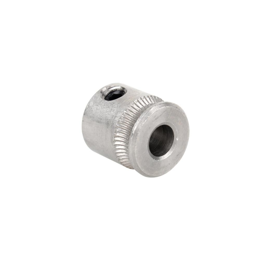 S2M 2GT-20/16 3D Printer Parts Stainless Steel MK7 Extruder Drive Gear Bore 5mm 8mm 6.35mm For 1.75mm Hobbed Gear For Makerbot Reprap Mendel