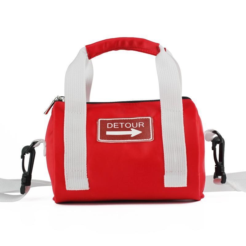 Wholesale New Women Mini Travel Bags Fashion Luggage Handbag Lady Shoulder  Bag Cylinder Bag Casual Crossbody Bag UK 2019 From Superbrand100 3c5bf78ab
