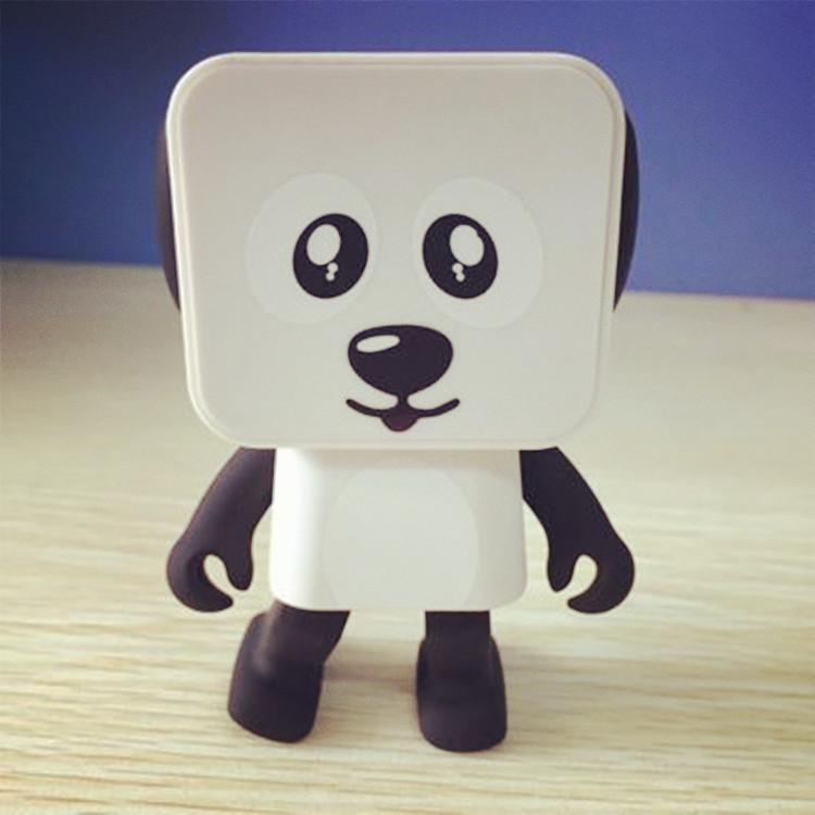 Cross-border smart Bluetooth sound puppy intelligent dance Xiao Fang dog  robot Bluetooth speaker