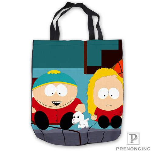 Custom Canvas South Park (39) Tote Shoulder Shopping Bag Casual Beach HandBag Daily Use Foldable Canvas #180713-06-4