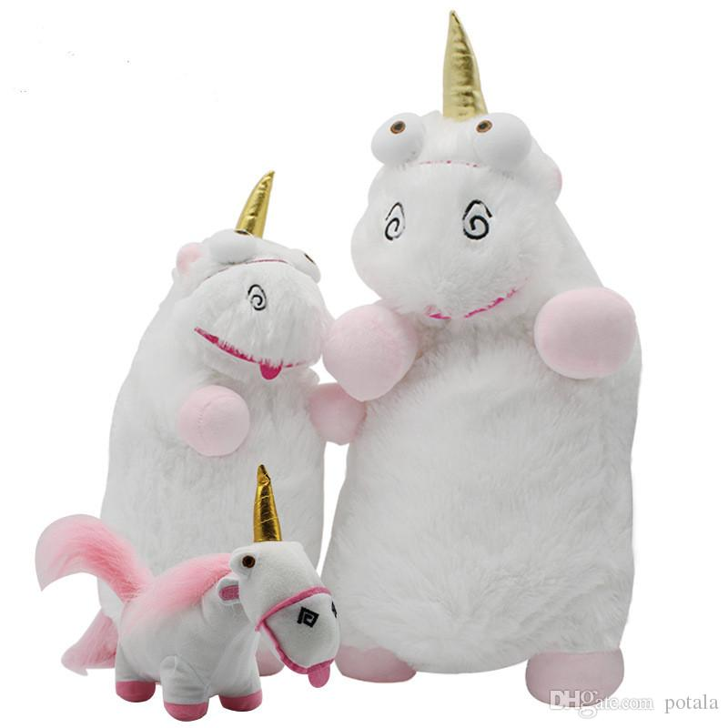 2019 22cm 40cm 60cm Unicorn Plush Toys Doll 9inch 15 8inch 24inch
