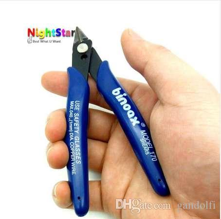 NEW Electrical Wire Cable Cutters Cutting Side Snips Flush Pliers Nipper Hand Tools Herramientas