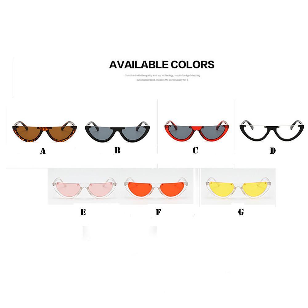 4747ebea21 Sunglasses Men Women 2018 Female Fashion Frame Cat Eyes Shades Sunglasses  Integrated UV Glasses Sunglasses Cheap Sunglasses Sunglasses Men Women 2018  Female ...