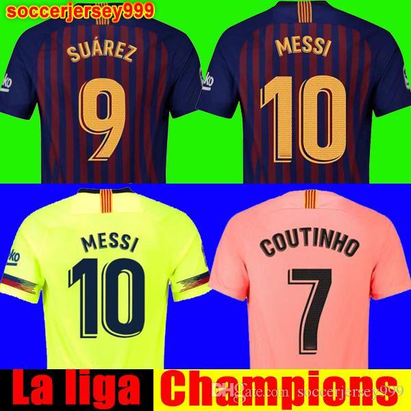 TOP Thailand Quality Soccer Jersey Football Shirt Uniforms 18 19 ... 518078a78