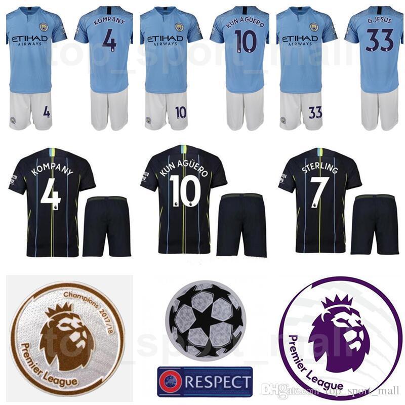 Maillot Extérieur Manchester City Vincent Kompany