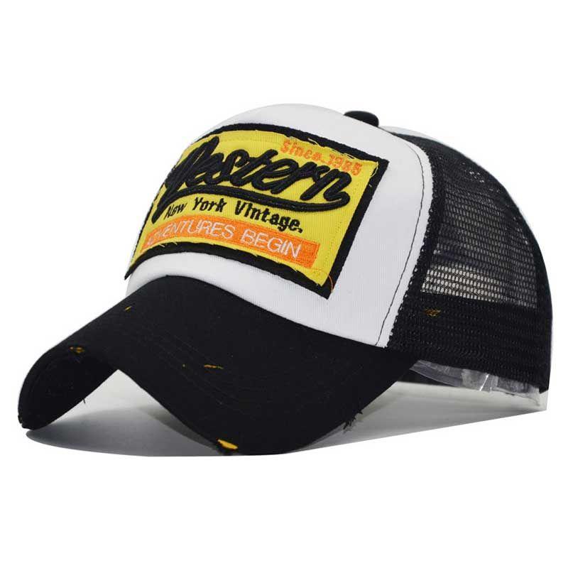 Snapback Trucker Cap Summer Men Hip Hop Baseball Caps Dad Hat ... b91985aba77c