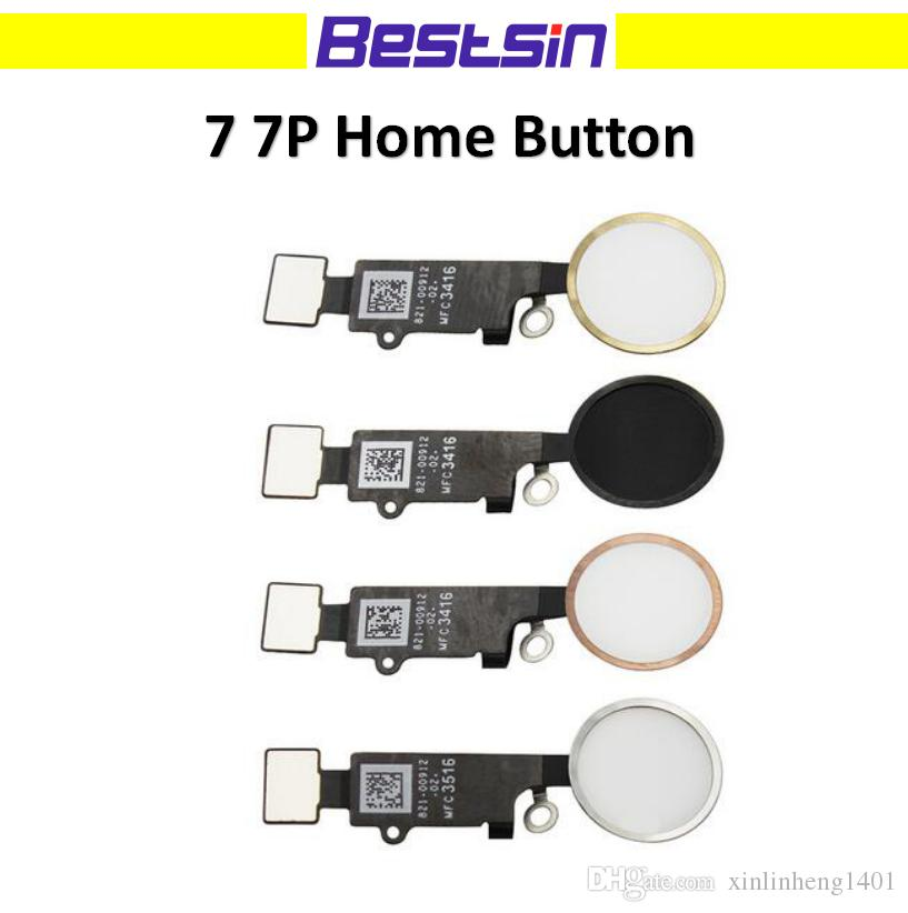 Iphone 7 Touch Id Flex Cable Replacement: Bestsin For Iphone 7 7plus Home Button Fingerprint Button Flex Cable rh:dhgate.com,Design