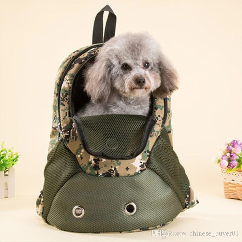 5f950b42d59 2019 Factory Dog Carrier Breathable Pet Cat Carrier Pet Backpack Pet Dog  Bag Cat Bag Carrier Chihuahua Bag Chinchilla Backpack From Chinese_buyer01,  ...
