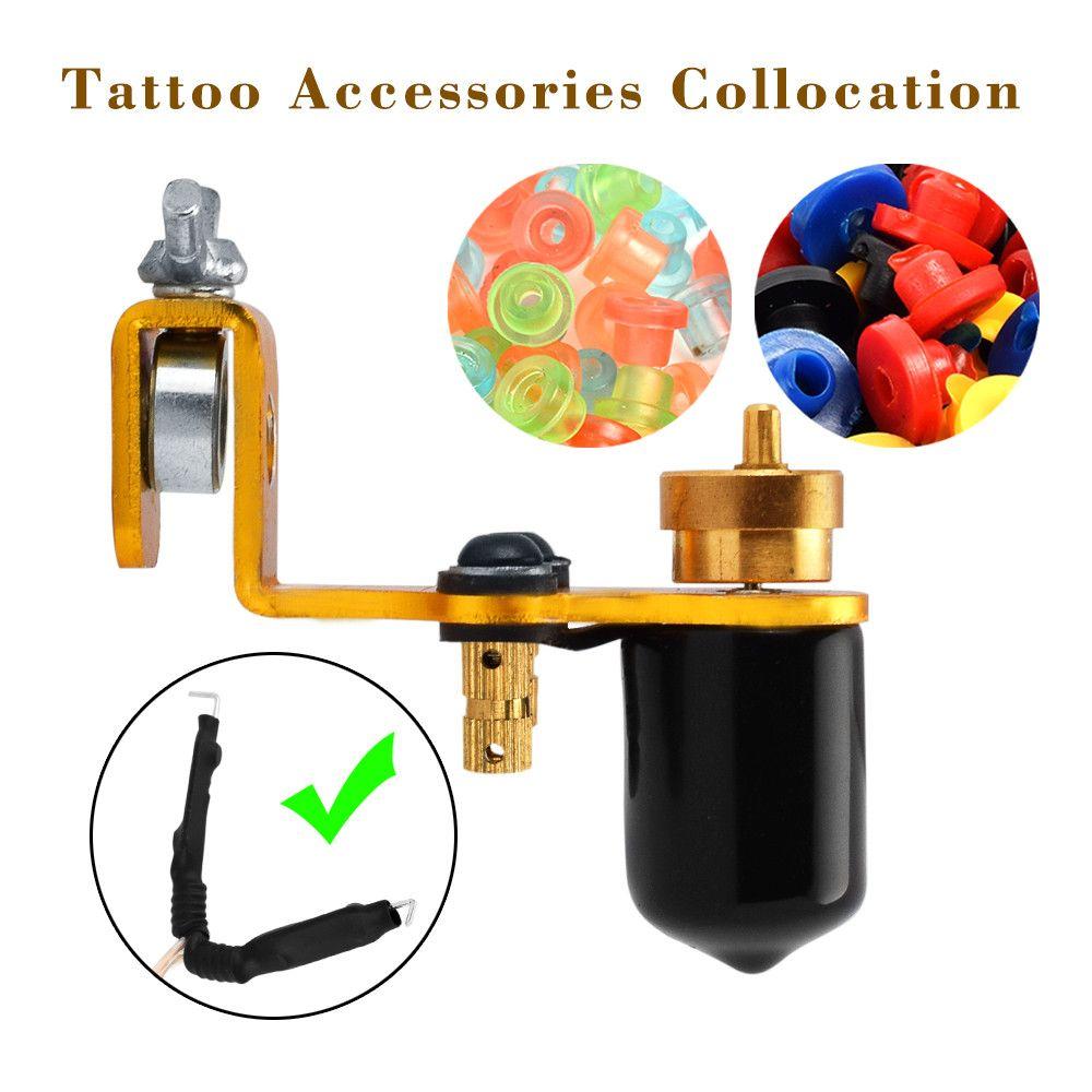 Lightest Design Direct Drive Rotary Tattoo Machine Motor Gun Tattoo Machine Shader & Liner Assorted for Permanent Tattoo Body Art