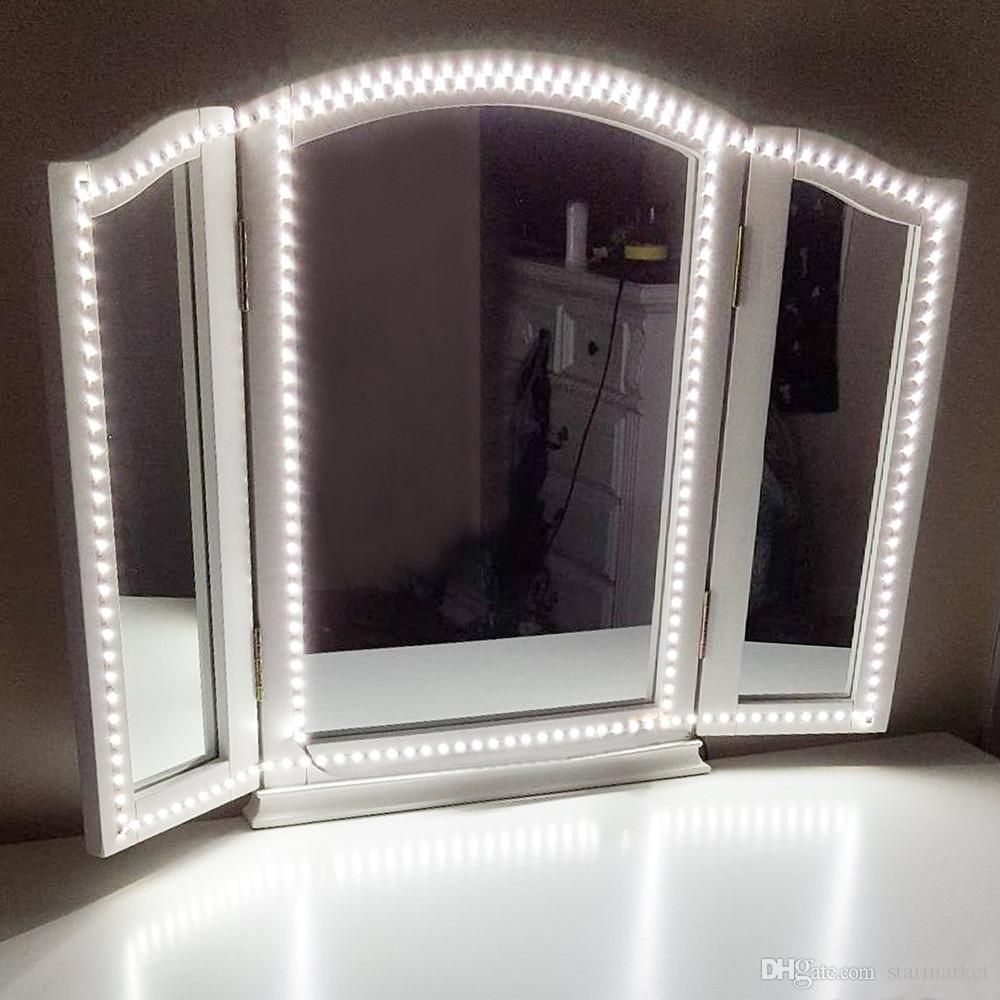 4m 240led Led Vanity Mirror Lights Led Strips Kits Make Up Mirror