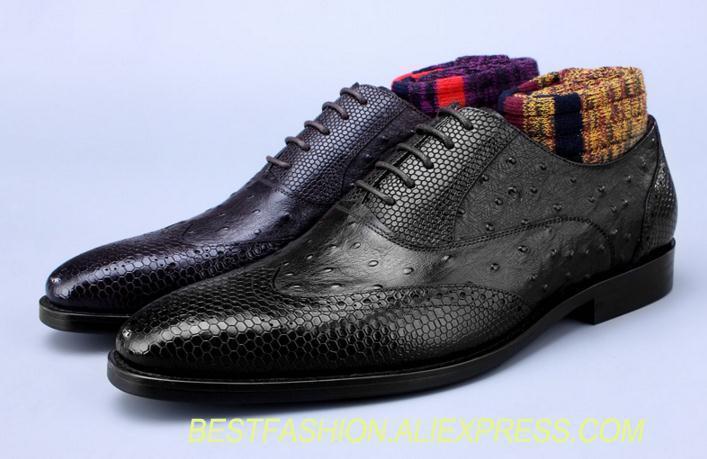 Herren Derby Schuhe Business Kleid Atmungsaktive Schuhe