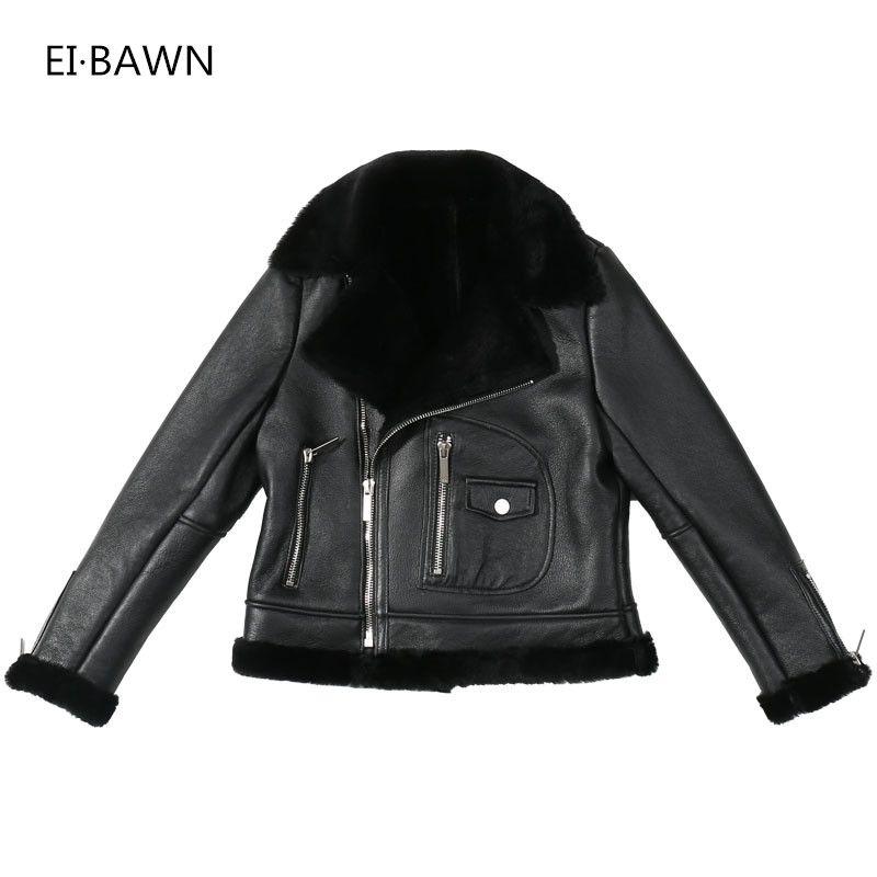 b7c391a8c3239b Großhandel Jacken Für Frauen Schwarze Jacke Damen Lederjacken Uk Kurze  Lederjacke Damen Mäntel Mit Fellkapuze Blazer Von Zwinzing, $712.62 Auf  De.Dhgate.