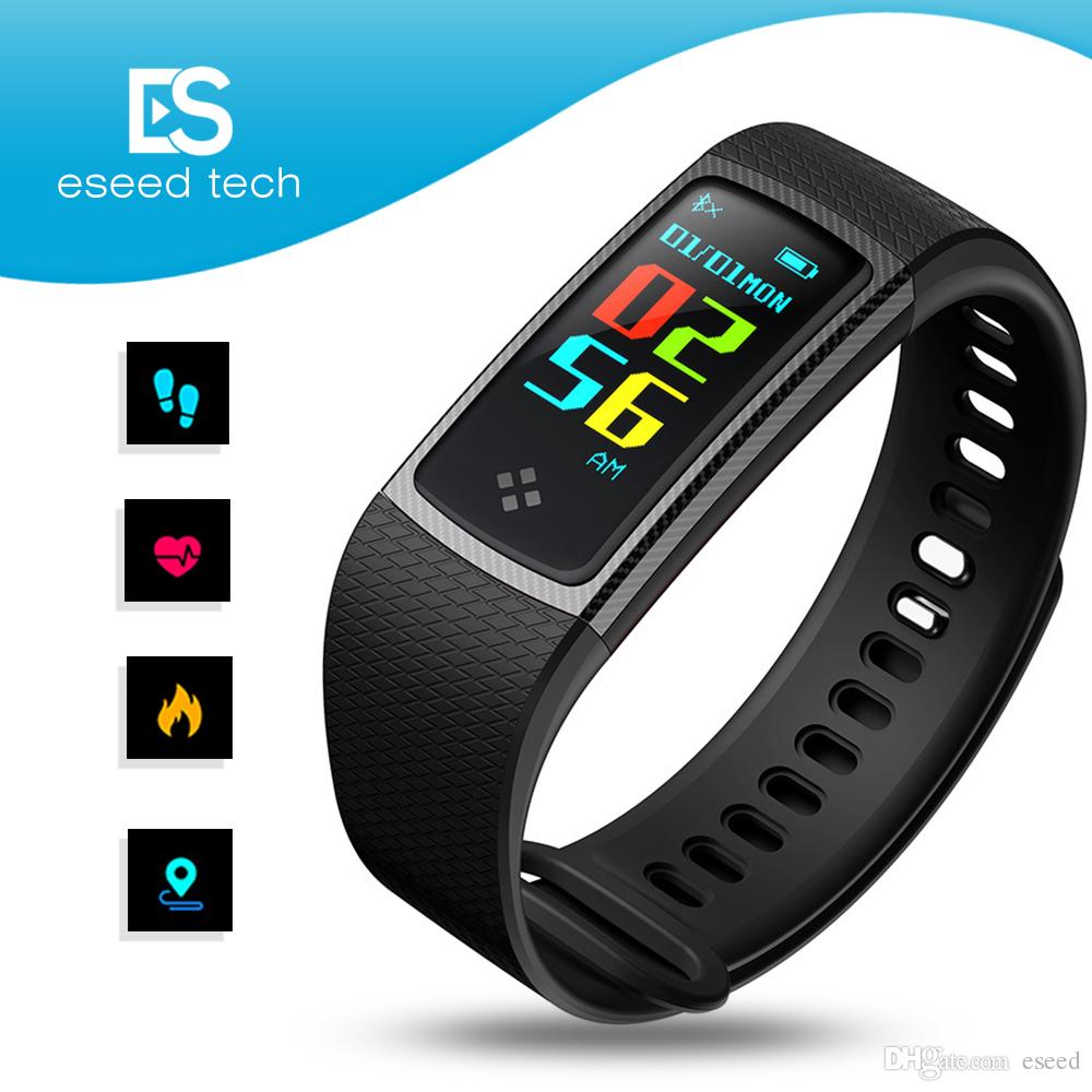 smart heart passometer tracker item monitor watch wristbands bracelet rate for fitness in bluetooth from blood ios wristband nfc android band sport pressure