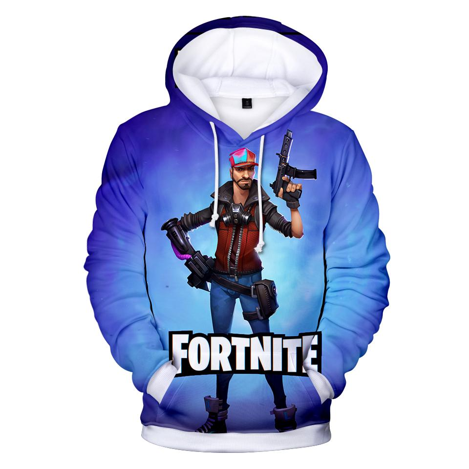 Game Fortnite 3d Hoodies Men Women 2018 Aikooki Fashion Hot Fortnite