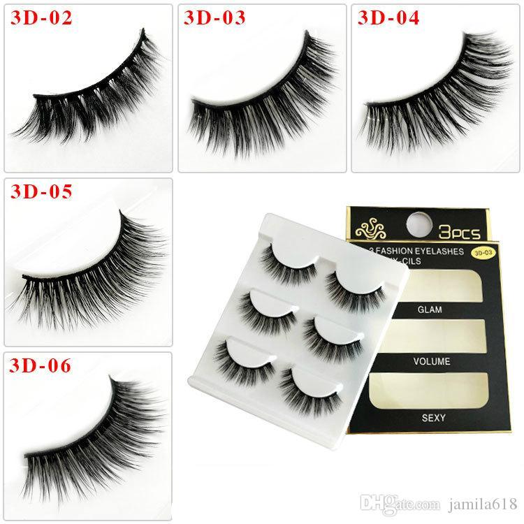 961e6df03a4 Best Individual Mink Eyelashes Wholesale Cheap False Mink Eyelashes Box