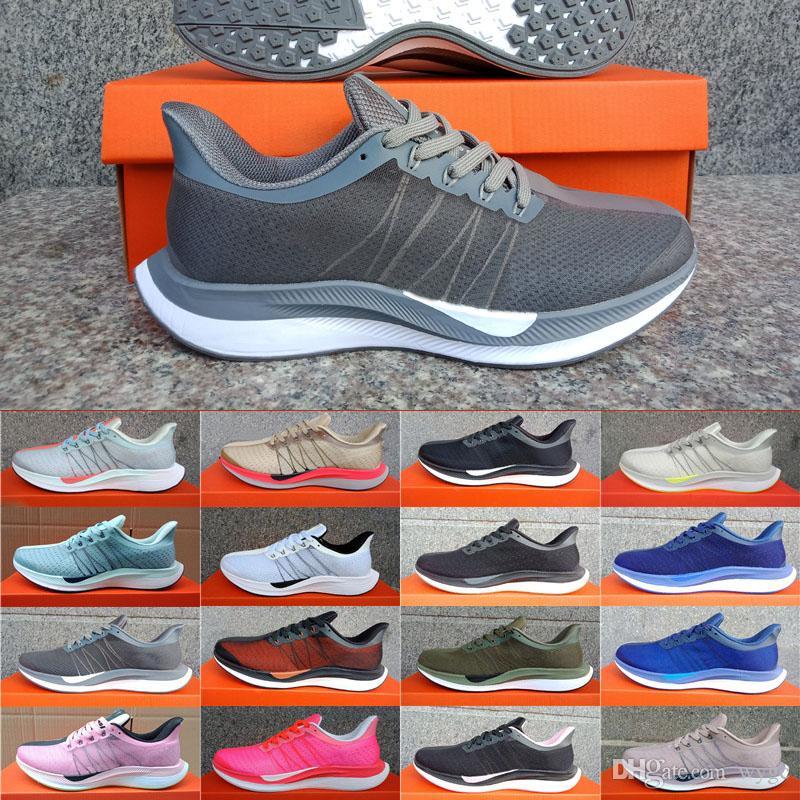 Nike Air Zoom Mariah Flyknit Racer Turbo shoes Grün Rot Schwarz Weiß Sneakers Mesh Damen React ZoomX Vaporfly Pegasus 35 Herren Laufschuhe Größe 36 45