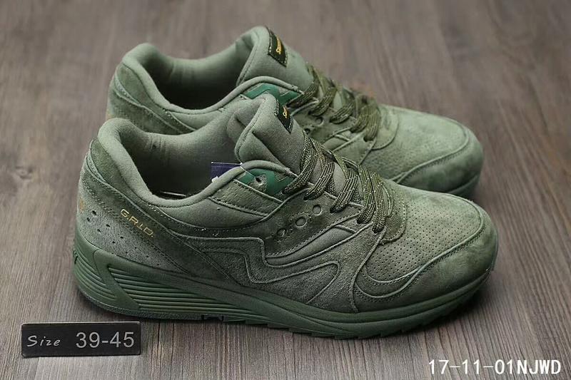 Grid Mujer Verde Compre Zapatos 8000 Saucony Hombre Zapatillas w1Avf