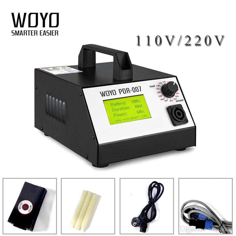 WOYO PDR-007 Auto Car Body Repair Tool Kits Dent Removal Kits Sheet ...