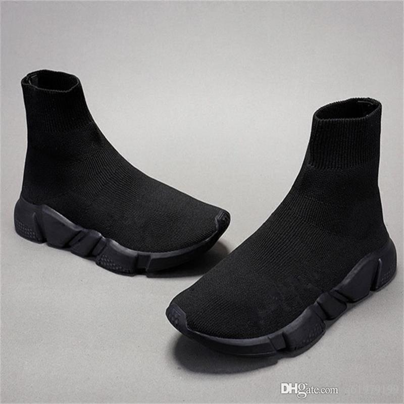 Balenciaga Speed Sock Runner damaged Size 8.5, bought