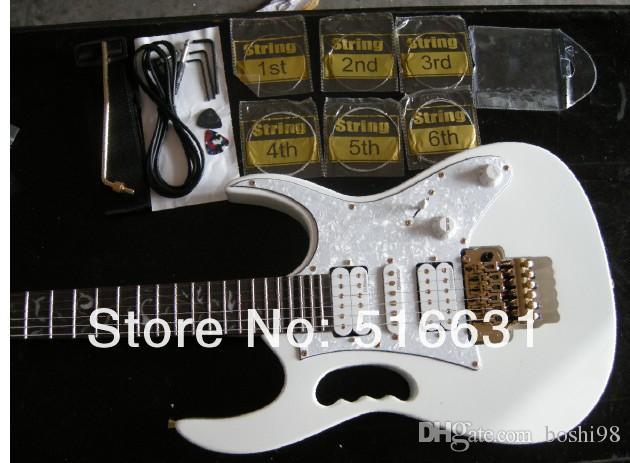 무료 배송 IBZ 흰색 JEM 7V Steve Vai 픽업 일렉트릭 기타