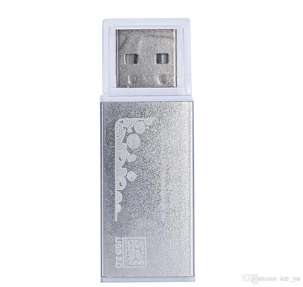 Считыватель смарт-карт Multi кард-ридер для карты памяти Memory Stick Pro Duo Micro SD TF M2 MMC SDHC MS