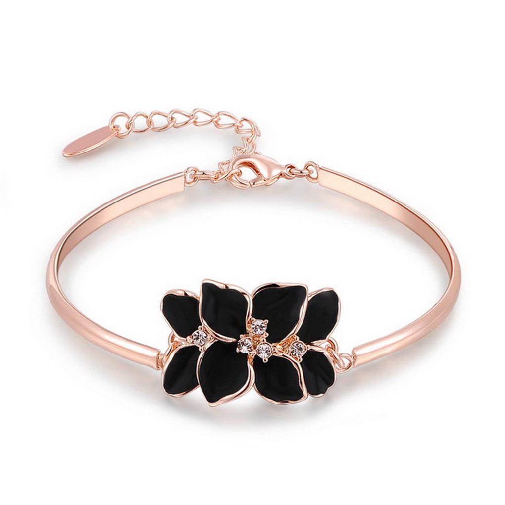 Goldtone Indian Women Cz Stone Wedding Party Cuff Bracelet Party Jewellery Elegant And Sturdy Package Jewelry & Watches