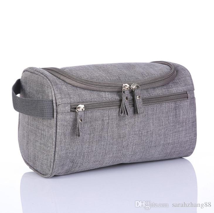 Hanging Travel Toiletry Bag Organizer & Bathroom Storage Dopp Kit with Hook for Travel Accessories Toiletries Shaving & Makeup