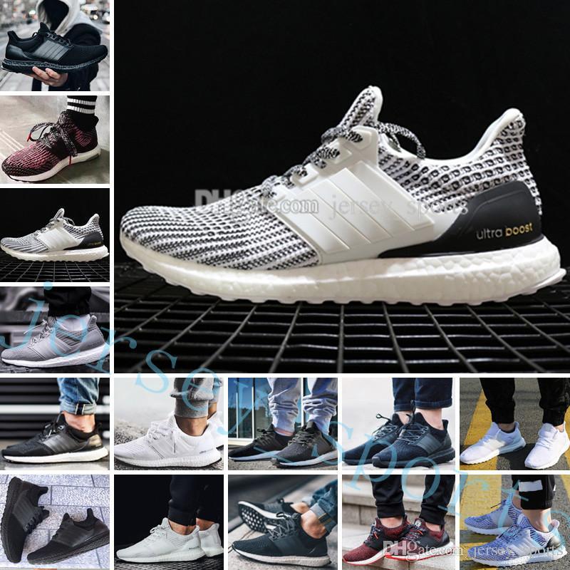 83140756460 Ultra Boost 2.0 3.0 4.0 UltraBoost Mens Running Shoes for Men ...