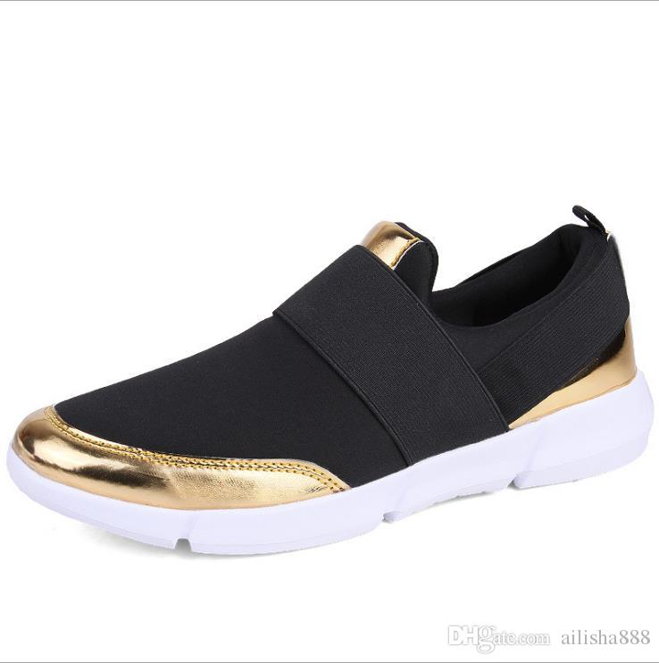 573928414b9 2018 Spring Women Casual Shoes Female Platform Shoes Slip On Women ...