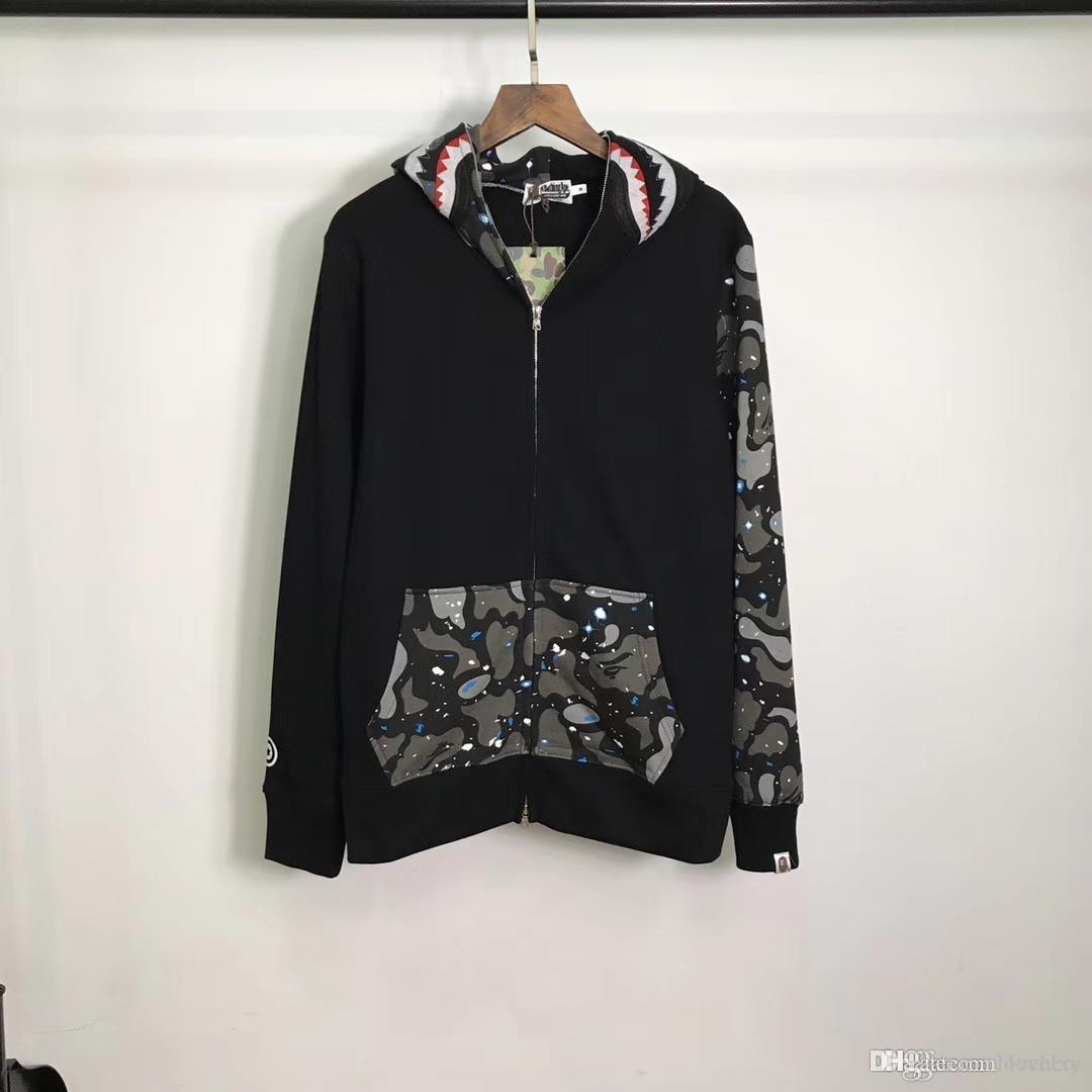 7d8d1dd6045e Women s Men s Hoodie Sweater Cotton Zipper Luminous Mosaic ...
