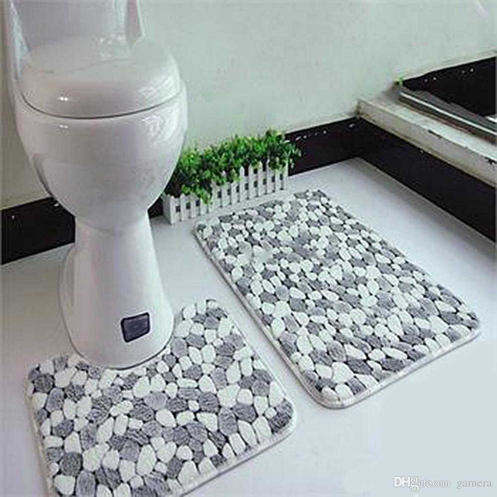Best Wholesale Bath Pedestal Mat Toilet Non Slip Bathroom Toliet ...