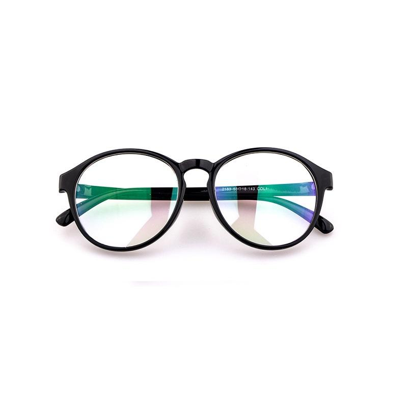 76592f65492 2019 2018 Spectacle Classic Women Big Round Eyeglasses Frame Brand Designer  Fashion Men Decoration Optical Glasses Reading Glasses From Prevalent