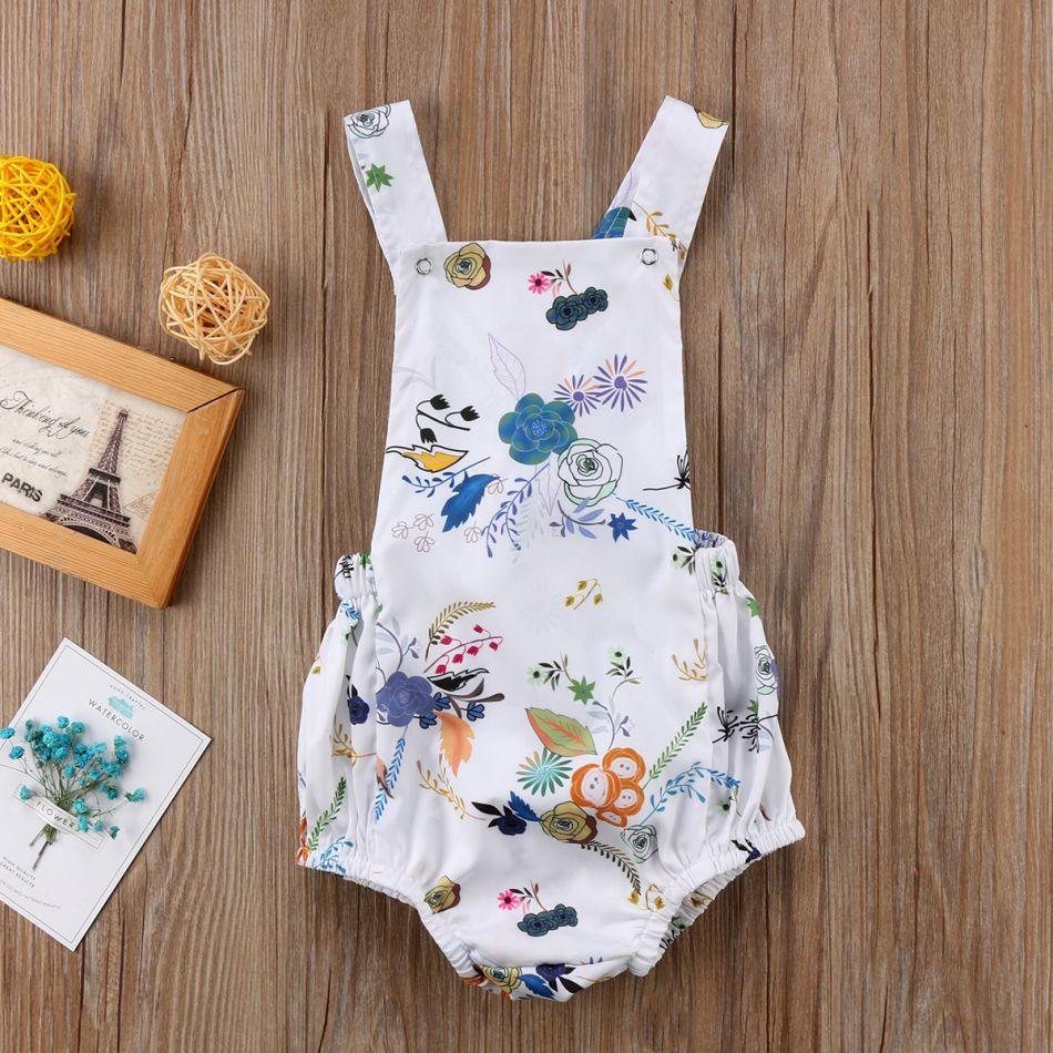 f27da0ce3c29 2019 2018 Newborn Baby Girls Flower Wheat Romper Jumpsuit Toddler Outfit  Kid Clothing Girls Lovely Floral Onesies Bodysuit Sunsuit 0 24M From  Bonne kid