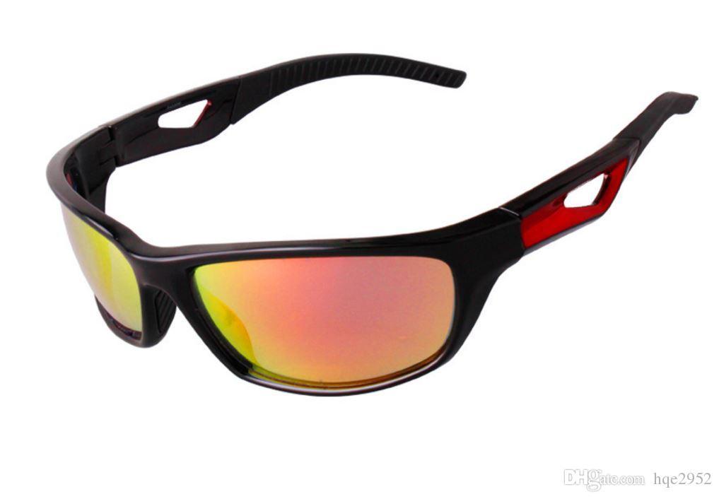 5f4d86ecc2 Compre Gafas De Sol Polarizadas De Los Deportes Que Conducen Las Gafas De Sol  Para Los Hombres Mujeres TR 90 Quebradizas Frame Para Las Carreras De  Béisbol ...
