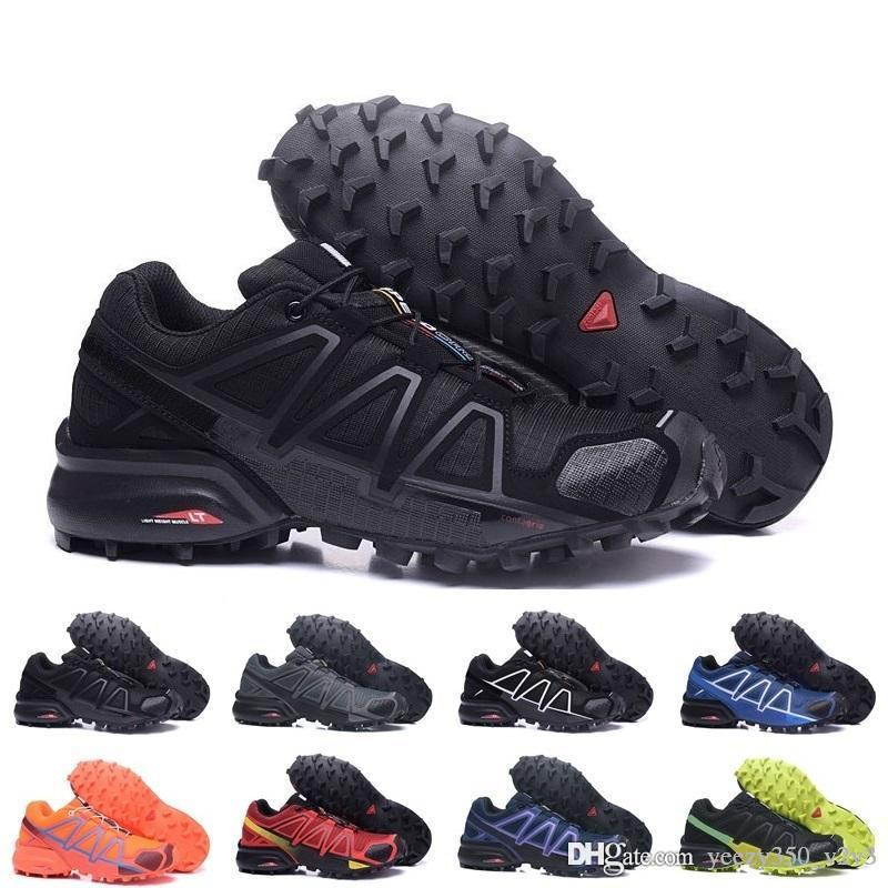 Shoes Outlet - Hot Sell New Womens Smart Casual Speedcross Outdoor Running Sports Shoes