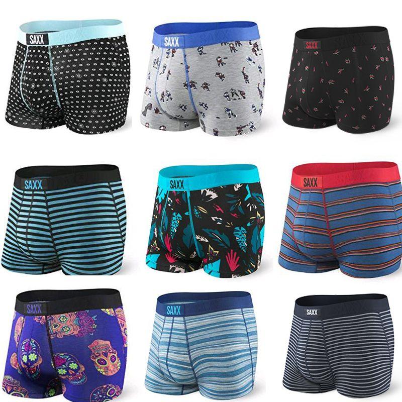 af9dd58af SAXX Men s Viscose Soft Underwear VIBE Modern Fit Boxer ~ black~ NO  BOx North American Size- 95% viscose