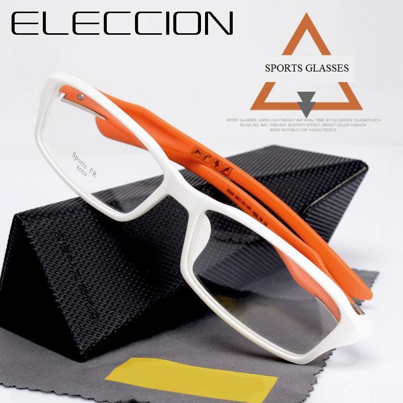 cbb4b9b00e5 2019 ELECCION Young Cool Style Sport Eye Glasses Frames For Men Eyeglasses  Frames Men Glasses Frame Optical Prescription From Fashionkiss