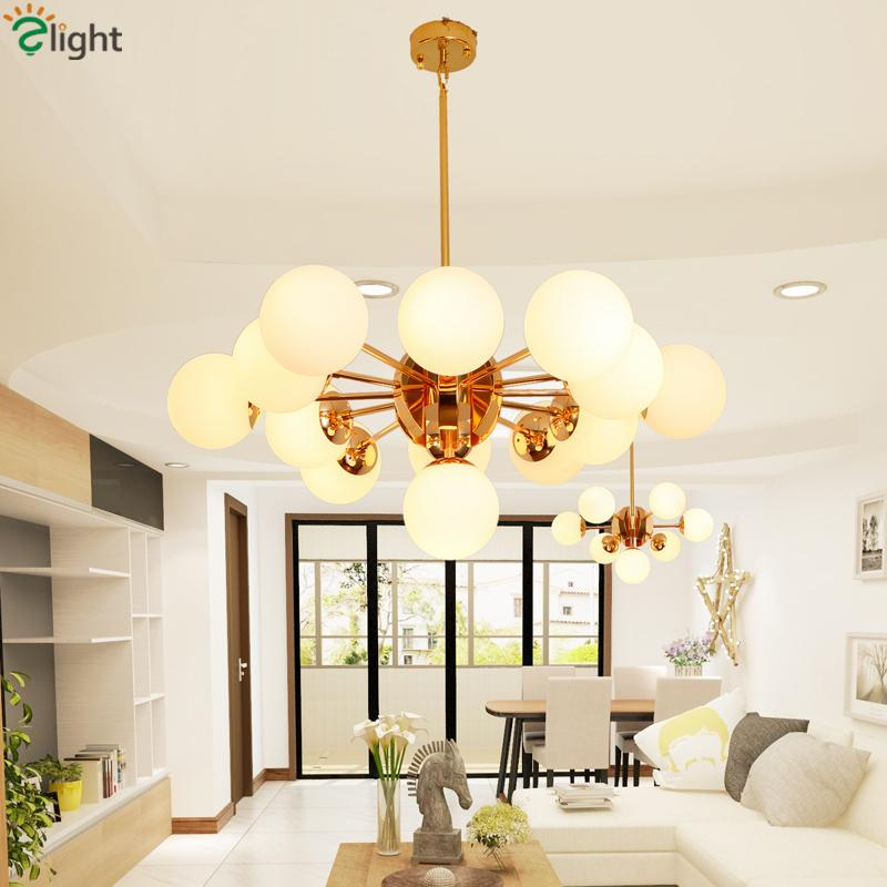 nordic minimalism modo e27 chandelier post modern globes gold led rh dhgate com Contemporary Dining Room Chandeliers Rustic LED Dining Room Chandeliers