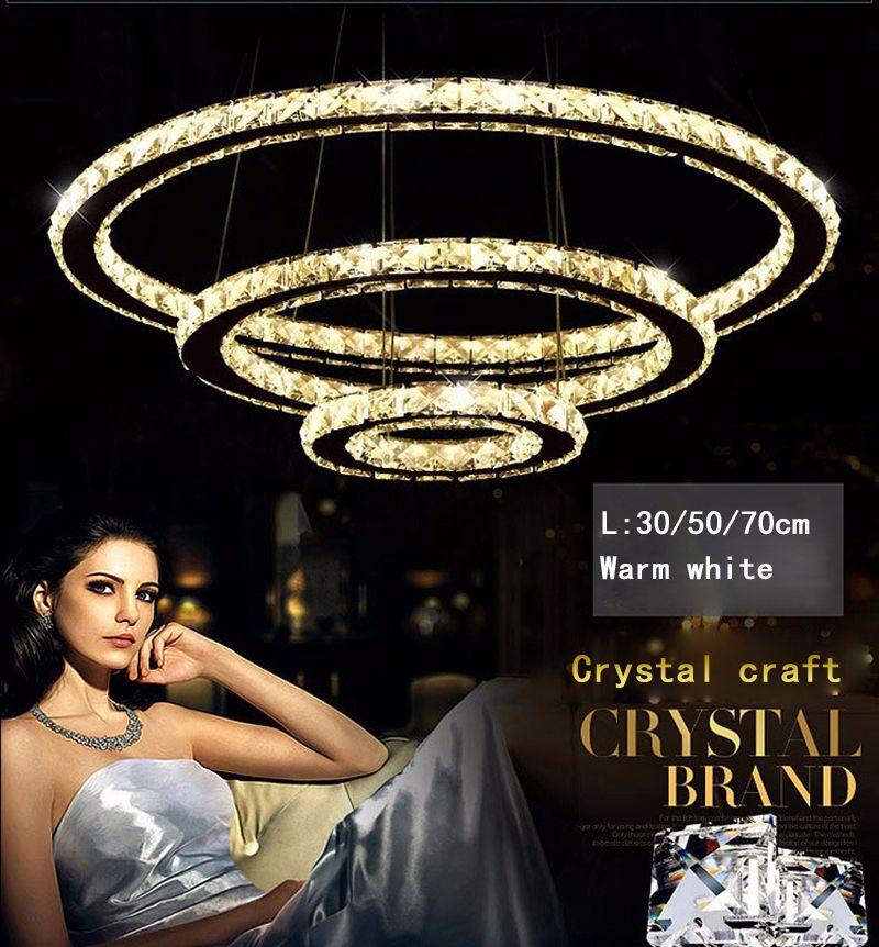 Moderne LED Kristallleuchter Lichter Lampe Für Wohnzimmer Cristal Lustre Kronleuchter Beleuchtung Anhänger Hängende Deckenleuchten