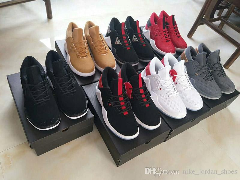 73a89eaaee5 2019 New Flight Fresh Actual Combat Men Athletic Sports Shoes Premium Good  Quality Red Yellow Black Mens Basketball Shoes Designer Sneakers From ...