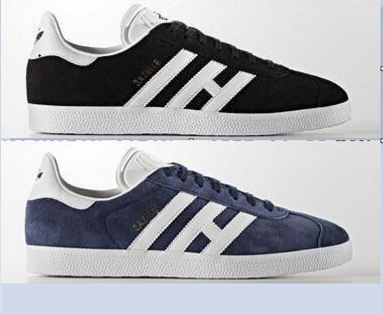 pretty nice 935a7 1ed2b Compre 2018 Nuevos Zapatos Casuales De Moda Para Hombres Y Mujeres Gazelle  es Tamaño 36 45 A  19.29 Del Xinshoes168   DHgate.Com