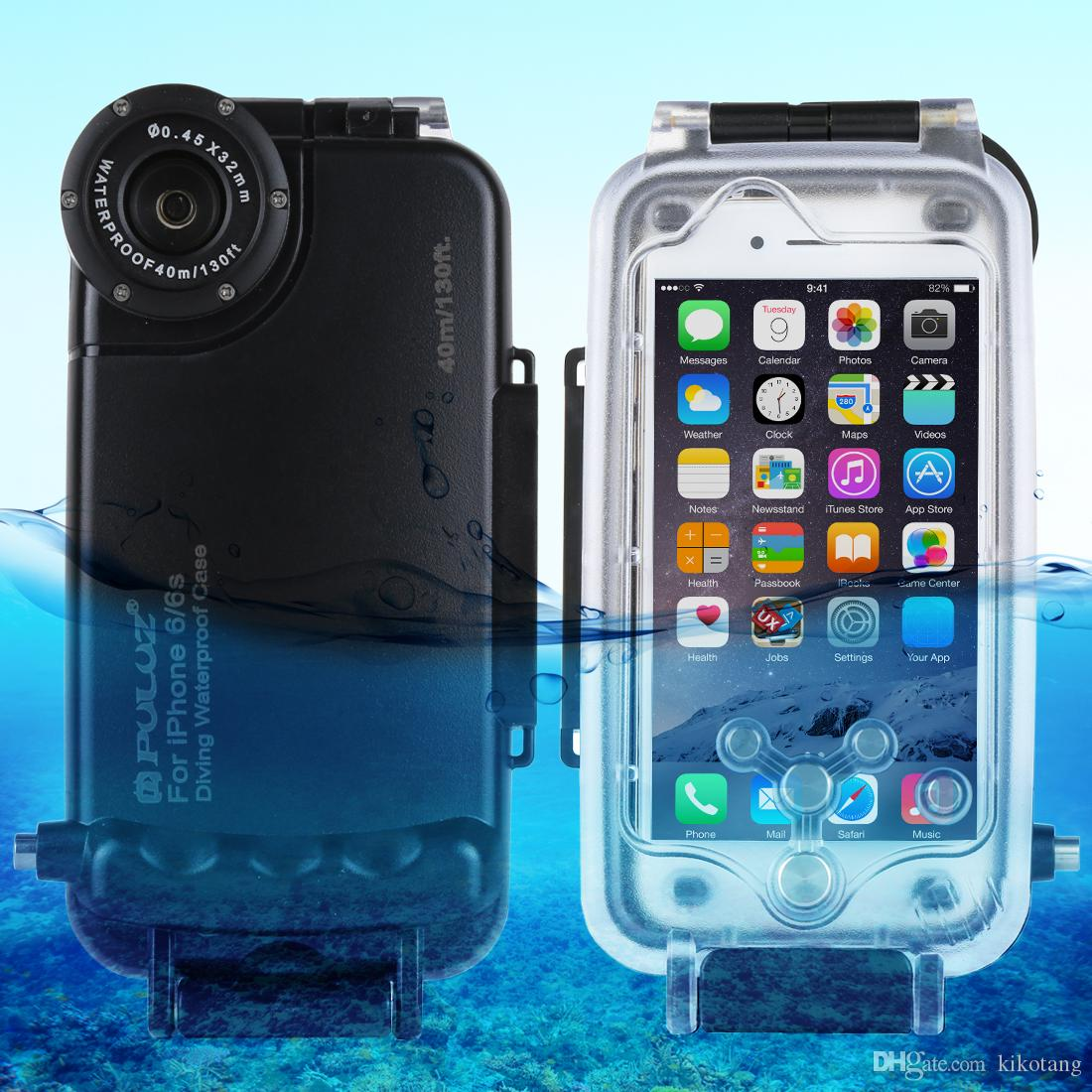 cellular line custodia impermeabile iphone 8