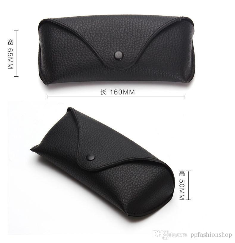 summer new women and men sunglasses box bag case cloth glasses original box