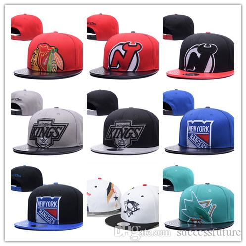 sports shoes da16a 88216 ... germany 2018 2018 nhl mighty hockey snapback hats anaheim ducks bone cap  flat fashion nhl hats