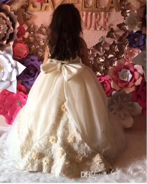 wedding 2018 cheap plus size kids wedding dresses flower girls dresses for weddings
