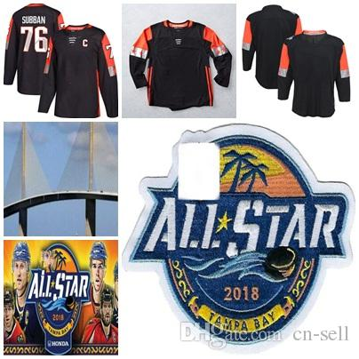 Central Division 2018 All-Star Game 76 P.K. Subban Jersey Patrick ... 28af1055f